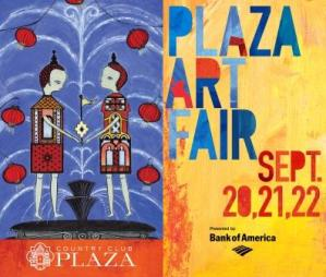 The Five Things to Do at the 2013 Plaza Art Fair