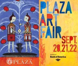 Plaza Art Fair 2013 Kansas City