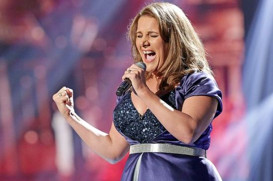 """Over in the United Kingdom, Sam Bailey dominates the tenth anniversary season of """"The X Factor UK."""" (Photo property of ITV)"""