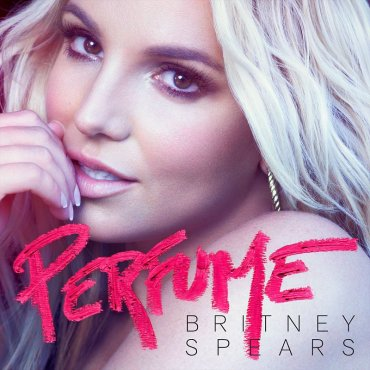 Britney Spears Perfume single cover