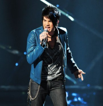 "Adam Lambert's electrifying performances made him a standout vocalist on ""American Idol: Season Eight."" (Photo property of FOX, FremantleMedia North America & 19 Entertainment)"