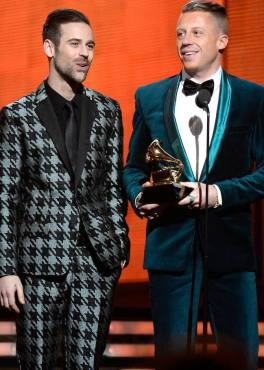 Macklemore & Ryan Lewis dominated the 2014 Grammy Awards. (Photo property of the Recording Academy)