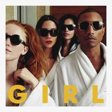 Pharrell Williams GIRL best album 2014