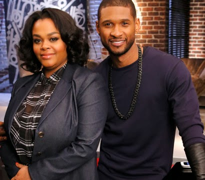 "Usher and Jill Scott were an incredible team during ""The Voice: Season Six"" Battle Rounds. (Photo property of NBC)"