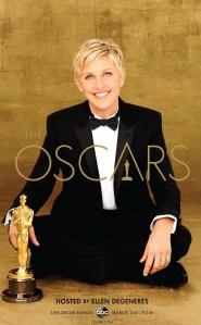 Ellen DeGeneres shines at the 2014 Oscars