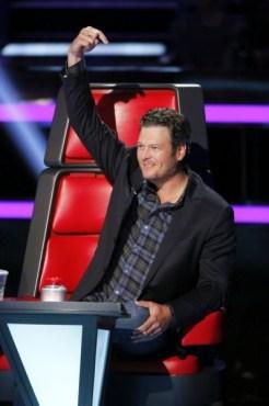 Blake Shelton The Voice Season Six
