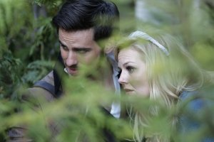 Emma and Hook finale