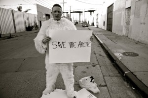 Ronny Morris Save the Arctic