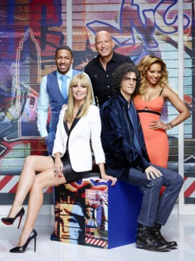 "The ""AGT"" crew continued their search for the next $1,000,000 act! (Photo property of NBC)"