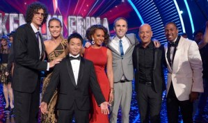 "Kenichi Ebina and Taylor Williamson return to their old ""AGT"" stomping grounds"