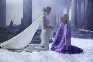 "The Snow Queen ""wants to build a snowman"" on OUAT"