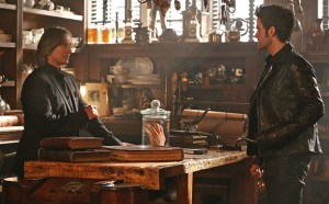 "Captain Swan goes on a date while Anna fights Rumple on ""OUAT"""