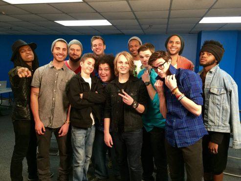 American Idol XIV guys