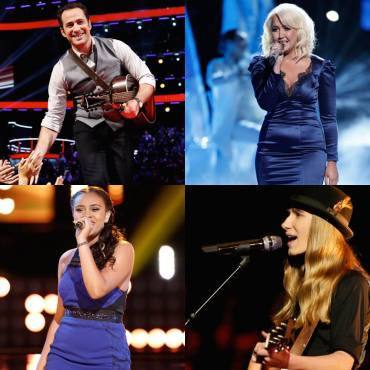The Voice Final Four