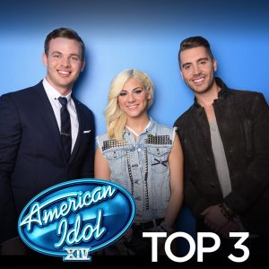 "The Top Two duke it out for the ""American Idol"" title"