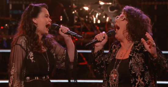 Hananh Kirby and Sarah Potenza Gimme Shelter