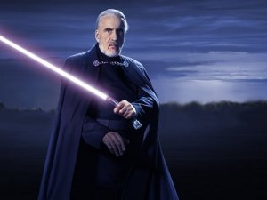 Count Dooku Christopher Lee