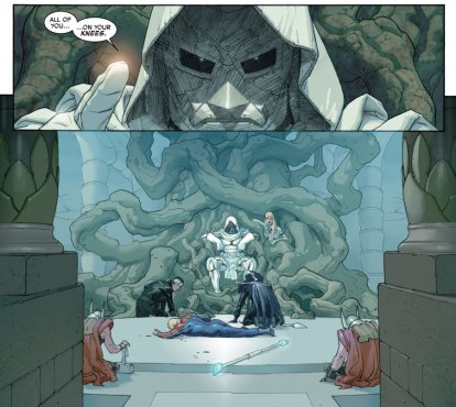 God Doom Secret Wars