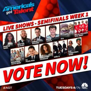 """AGT 10th Anniversary"" finalists revealed: Part One"