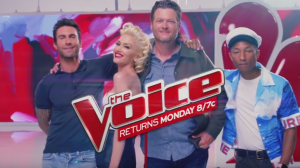 "Gwen Stefani returns to ""The Voice"""