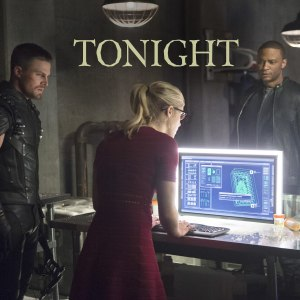 """Arrow"" doubles down the action"