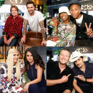 The Voice Battle Round Advisers for Season Nine