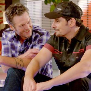 Brad Paisley returns to The Voice