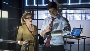 Ray Palmer Returns to ARROW
