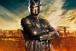 "Diggle vs. Darhk On ""ARROW"""