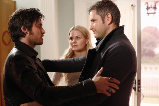 Did Liam Jones tear Emma and Hook apart? (Photo property of ABC)