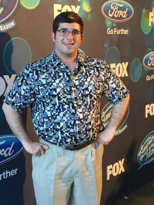 Jake's Take visits American Idol and his exclusive finalist interviews