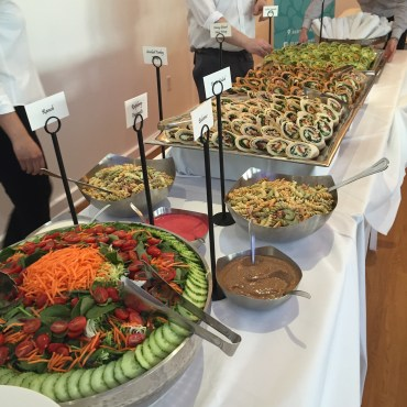 Foodies delight at Go Blog Social 2016