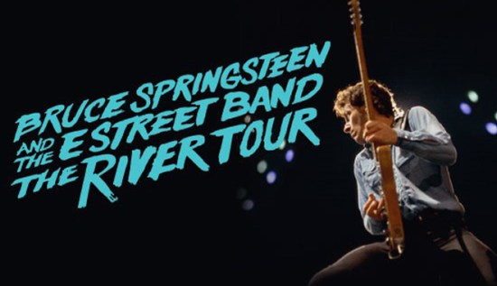 Bruce Springsteen and the mighty E Street Band took Kansas City to the Church of Rock & Roll last night. (Logo property of Columbia Records)