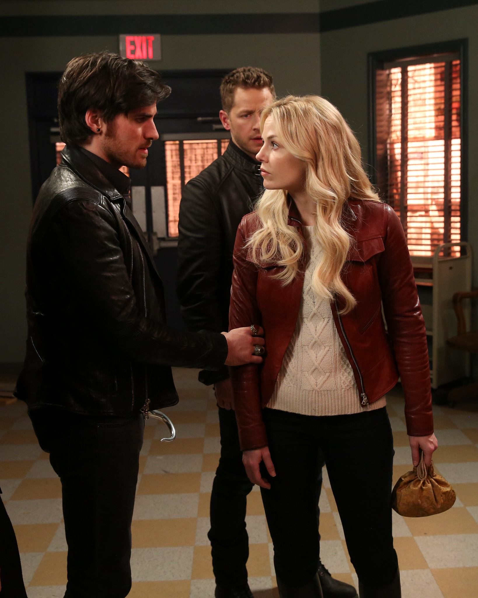 Captain Swan Face Their Ultimate Test On Once Upon A Time