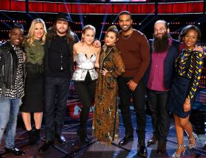 The Voice Season 10 Top Eight