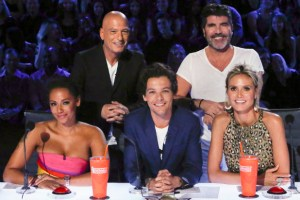 Louis Tomlinson on America's Got Talent