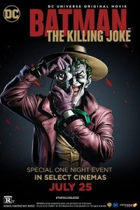 Jake's Take at the Movies: Batman: The Killing Joke (2016 film)