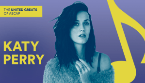 Katy Perry renews her partnership with ASCAP