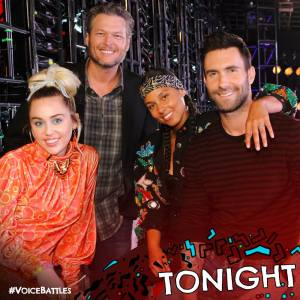 "The Season 11 Battle Rounds begin on ""The Voice"""