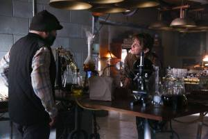 Dr. Jekyll in Storybrooke