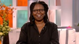 Jake's Take: Whoopi's Tenth Anniversary on The View
