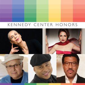 Gloria Estefan, LL Cool J headline the 40th Kennedy Center Honors class