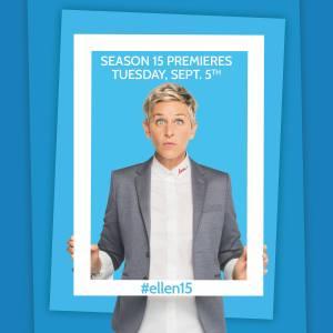 Ellen Show Season 15
