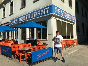 Jake's Take: On Location Tours-When Harry met Seinfeld