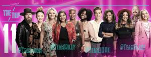 The Voice: Season 13 Top 11 sing for the fans