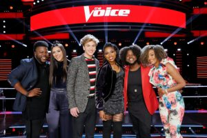 "Team Blake & Team Jennifer kick off ""The Voice: Season 13"" Playoffs!"