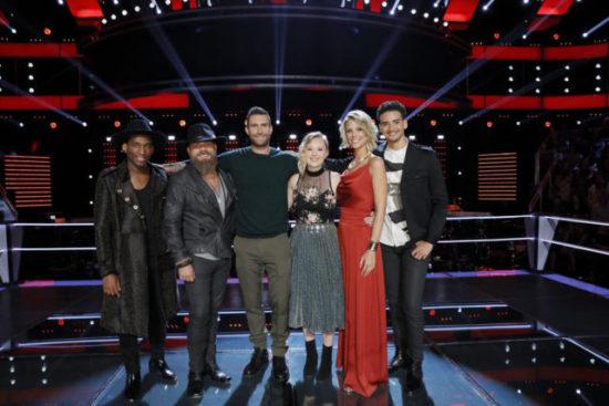 Team Adam The Voice Season 13