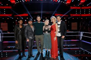 Team Adam The Voice Season 13