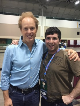 Jacob and Raphael Sbarge