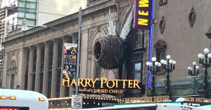 A Night At The Theatre: Harry Potter And The Cursed Child